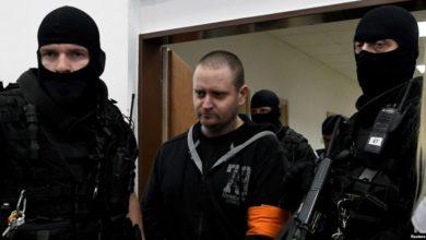 Photo of В Словакии убийца журналиста Яна Куциака приговорён к 23 годам