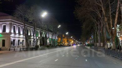 Photo of С 17 по 21 апреля в Грузии запрещается передвижение на легковых автомобилях