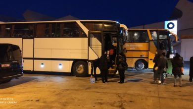 Photo of В настоящее время наши соотечественники возвращаются из Турции в Ереван