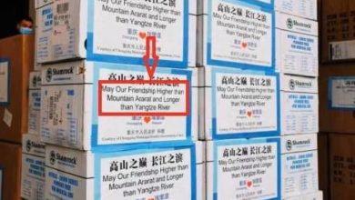 Photo of «Да будет наша дружба длиннее реки Янцзы и выше горы Арарат», — символическое послание из Китая
