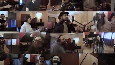 Photo of Армянские певцы исполняют знаменитую песню Cover в поддержку борьбы с коронавирусом