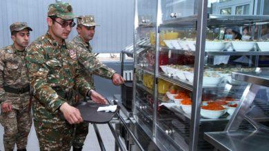 Photo of Сегодня еще одна воинская часть Армии обороны перешла на новый способ продовольственного обеспечения