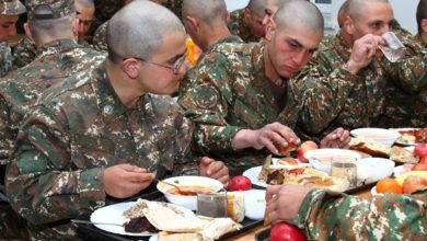 Photo of Сегодня одна из несущих боевую вахту воинских частей перешла на новый порядок поставок продовольствия