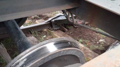Photo of Երեք բեռնատար վագոն գծերից դուրս է ընկել. Ռուբեն Գրձելյան