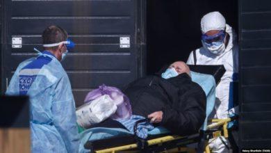 Photo of Мэрия Москвы: пик заболеваемости COVID-19 ожидается в начале мая. svoboda.org
