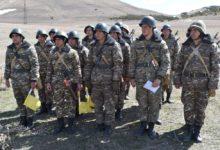 Photo of Զորավարժություն՝ մարտական հրաձգությամբ