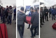 Photo of Гроб с телом азербайджанца «застрял» на росскийско-азербайджанской границе