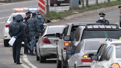 Photo of Комендант: Запрет на межобластные поездки в Армении снят, но усилен контроль над другими ограничениями