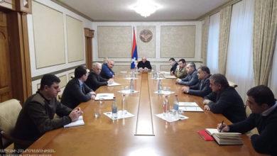 Photo of Բակո Սահակյանը քննարկել է նախագահական ընտրությունների երկրորդ փուլի հետ կապված հարցեր