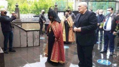 Photo of Թբիլիսիում տեղի է ունեցել Հայոց ցեղասպանության նահատակների հիշատակին նվիրված ոգեկոչման կարգ