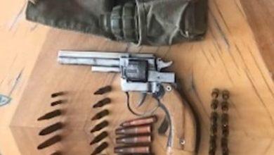 Photo of Հրազեններ, նռնակներ, փամփուշտներ. ոստիկանության բաժիններում կամավոր զենքեր են հանձնվել