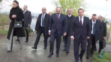 Photo of Премьер-министр Армении почтил память героев четырехдневной апрельской войны