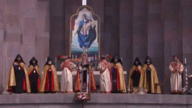 Photo of Ոտնլվայի արարողություն Մայր Աթոռ Սուրբ Էջմիածնում. ՈՒՂԻՂ