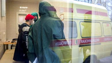 Photo of В России за сутки выявили 771 случай заболевания коронавирусной инфекцией.  Ведомости