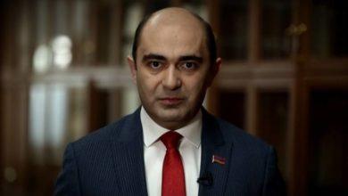 Photo of «Либо докажите, либо согласитесь, что проповедуете аморальную клевету», — руководитель парламентской фракции «Просвещенная Армения» Эдмон Марукян