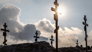 Photo of Столичные кладбища закроют для посещений из-за коронавируса. interfax.ru