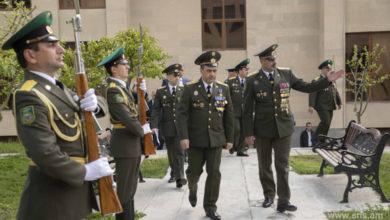Photo of ՀՀ ԱԱԾ սահմանապահ զորքերը նշեցին կազմավորման 28-ամյակը