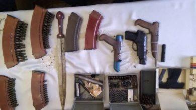 Photo of Դիլիջանի ոստիկանները մեծ թվով ապօրինի զենք-զինամթերք են հայտնաբերել և առգրավվել