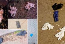 Photo of Փողոցում նետված օգտագործված դիմակը կամ ձեռնոցը վարակի տարածման հնարավոր աղբյուր են