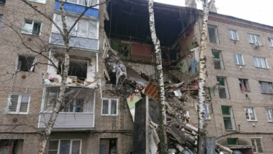Photo of Մերձմոսկվայում տեղի է ունեցել պայթյուն․ շենքի հարկերը փլուզվել են