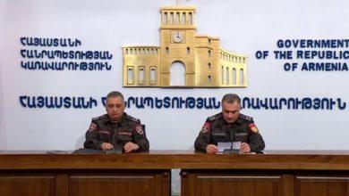 Photo of «16 ոստիկան մեկուսացվել է, իսկ 6 ոստիկանի մոտ ախտորոշվել է կորոնավիրուս». փոխոստիկանապետ