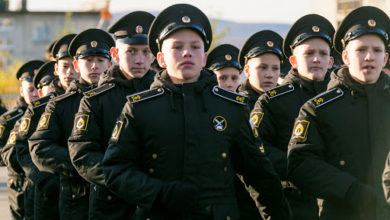 Photo of У 31 воспитанника Нахимовского морского училища подтвердили коронавирус. ТАСС