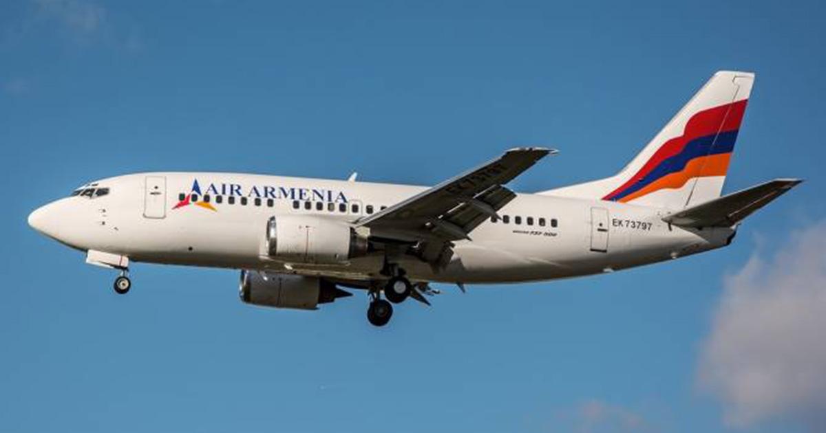 Photo of Երևան-Մոսկվա և Երևան-Թբիլիսի կանոնավոր չվերթները չեղարկվում են մինչև հունիսի 30-ը. «Արմենիա» ավիաընկերություն
