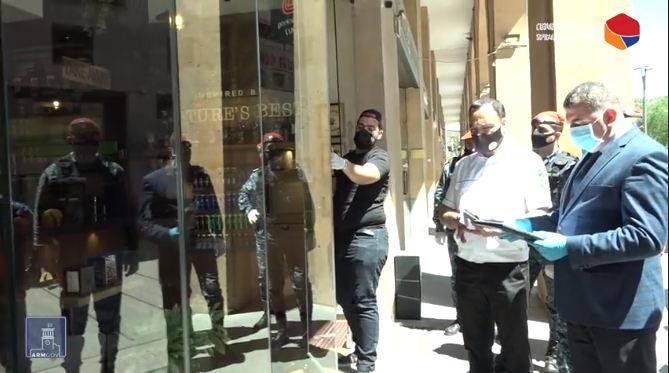 Photo of ՍԱՏՄ-ն կասեցրել է խախտումեր թույլ տված մի շարք տնտեսավարողների գործունեությունը