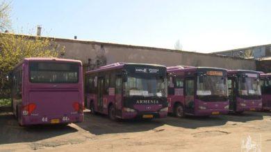Photo of Երեւանի ավտոբուսների հավաքակայանը կհամալրվի միջազգային չափանիշներին համապատասխանող 100 ավտոբուսներով