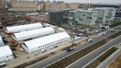 Photo of Собянин допустил, что временные госпитали придется развернуть на ВДНХ и стадионах