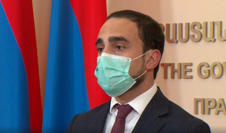 Photo of Возможно, снова будет введен карантинный режим. Комендант на время чрезвычайного положения в Армении Тигран Авинян