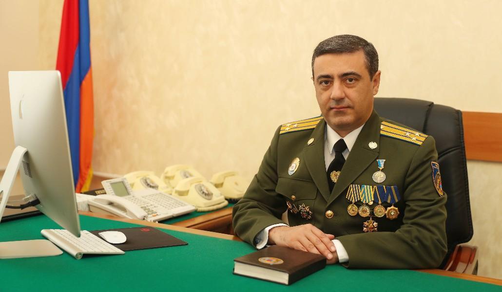 Photo of Հերքում. ԱԱԾ տնօրեն Էդուարդ Մարտիրոսյանը ազատման դիմում չի ներկայացրել