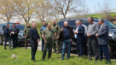 Photo of Бако Саакян посетил Мартунинский район и ознакомился с ходом проводимых там сельскохозяйственных работ