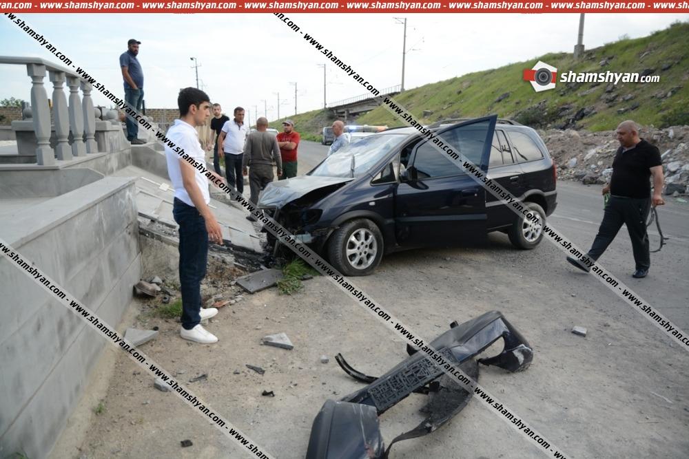 Photo of Նոր մանրամասներ Սիլիկյան թաղամասում տեղի ունեցած ավտովթարից. վիրավորներից մեկը ՀՀ ՊՆ ծառայող է