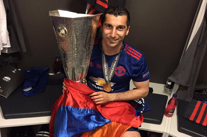 Photo of Мхитарян поделился воспоминания о победном финале Лиги Европы УЕФА