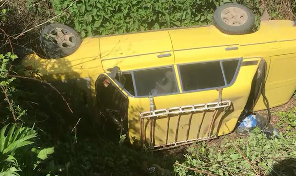 Photo of Գողացված մեքենայով վթարի էին ենթարկվել․ Տավուշի ոստիկանների բացահայտումը