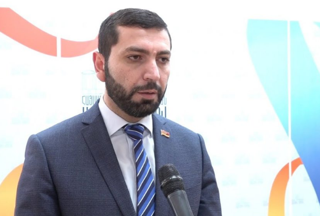 Photo of Депутат Парламента РА выразил обеспокоенность в связи с нападениями протурецких группировок на езидов в Сирии