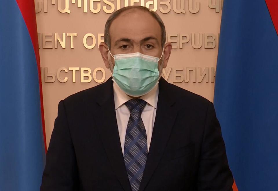 Photo of «Ситуация с коронавирусом в Армении продолжает ухудшаться», — премьер-министр РА