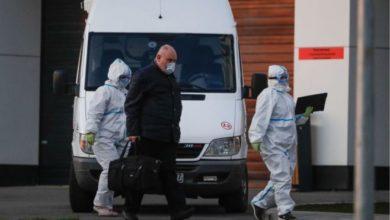 Photo of Коронавирус в России: подтверждены еще почти 8 тысяч случаев, 3561 — в Москве. BBC