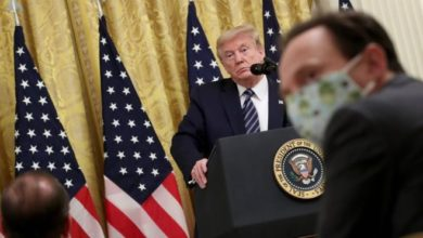 Photo of Джо Байден опережает Трампа. Хотя его тоже обвинили в сексуальных домогательствах