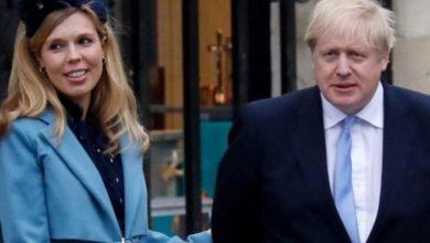 Photo of Борис Джонсон и его невеста назвали сына в честь своих дедушек и врачей, спасших жизнь премьер-министру