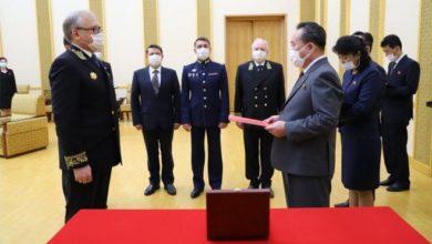Photo of Ким Чен Ына наградили медалью «75 лет Победы». При чем тут он?