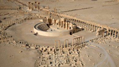 Photo of Древняя Пальмира спустя пять лет после захвата боевиками ИГ