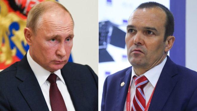Photo of Уволенный губернатор подал в суд на Путина. Разве так можно?