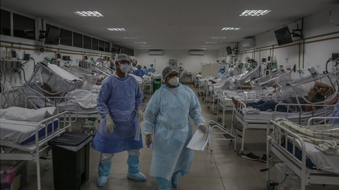 Photo of Коронавирус в мире: Латинская Америка становится эпицентром пандемии