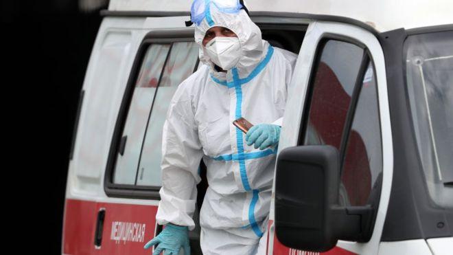 Photo of В России выявили 9 268 случаев заражения коронавирусом. Всего их больше 400 тысяч. BBC