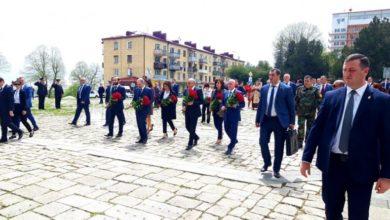 Photo of Мероприятия, посвященные Дню Победы, 28-летию Армии обороны НКР и освобождению Шуши