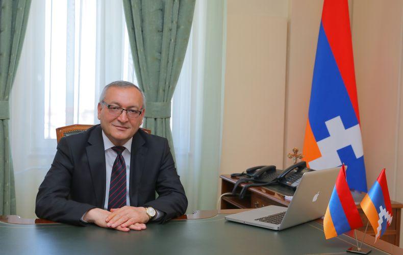 Photo of Արթուր Թովմասյանը պաշտոնական այցով մեկնում է Երևան