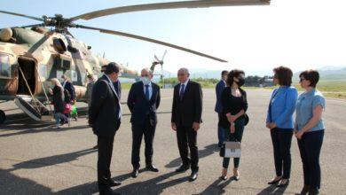 Photo of Премьер-министр Республики Армения Никол Пашинян прибыл в Степанакерт