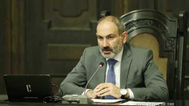 Photo of Пашинян заявил о необходимости изменения стратегии борьбы с коронавирусом